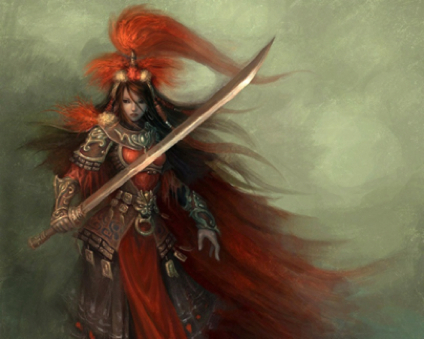 Red samurai by unknown.jpg